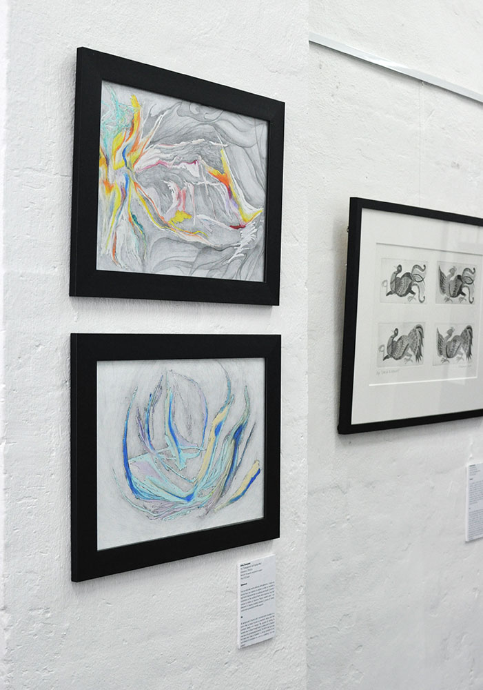 Confluence Exhibition at Kaleidoscope Gallery 2014